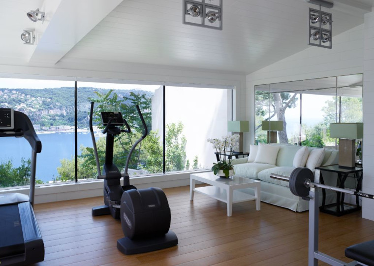 Creating the perfect home gym