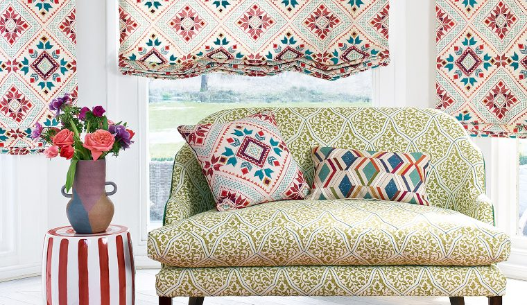 Jane Churchill collection from Colefax & Fowler