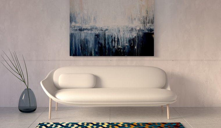 Matrix rug from Topfloor by Esti