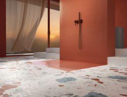 BetteAir shower tile