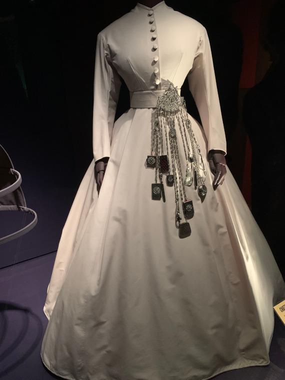 Victorian decorative belt bag