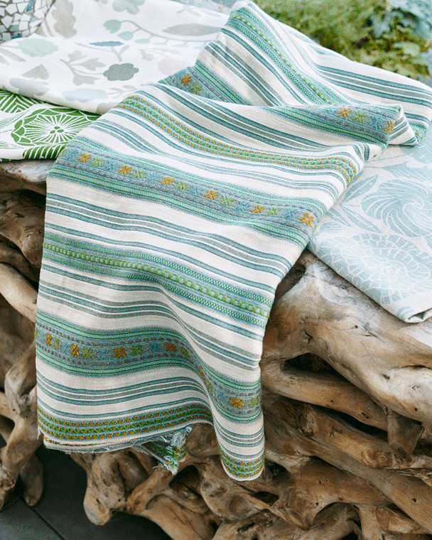 Romany weave by Kit Kemp for Christopher Farr Cloth