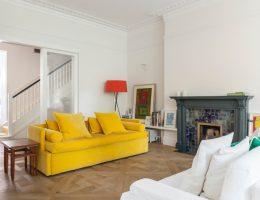 Living area in TR Studio project