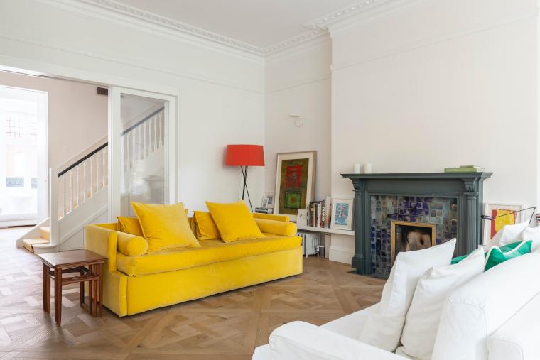 Project: duplex apartment