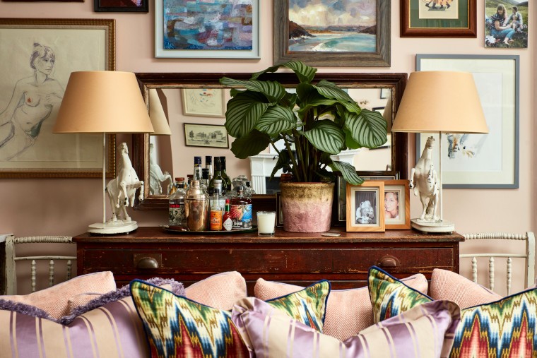 Project: Cath Beckett's home