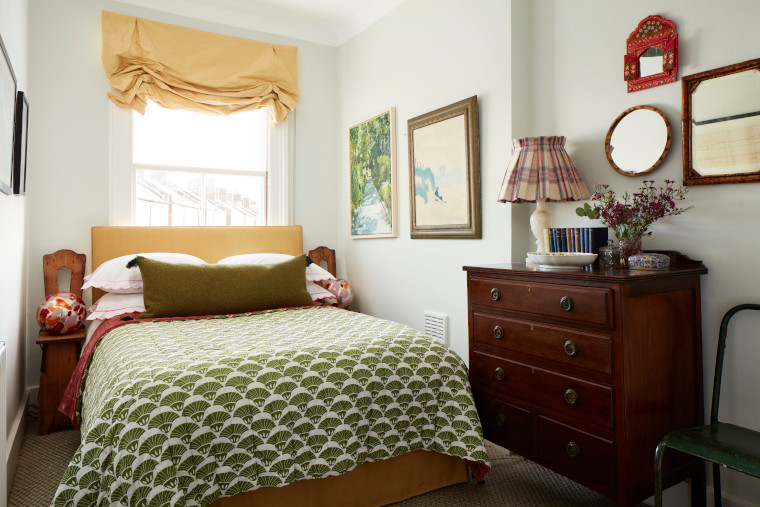 Cath Beckett's spare room