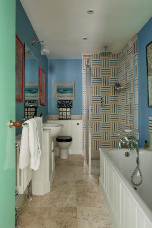 Cath Beckett's bathroom