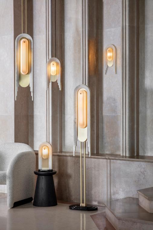 Bert Frank lighting for London Design Festival