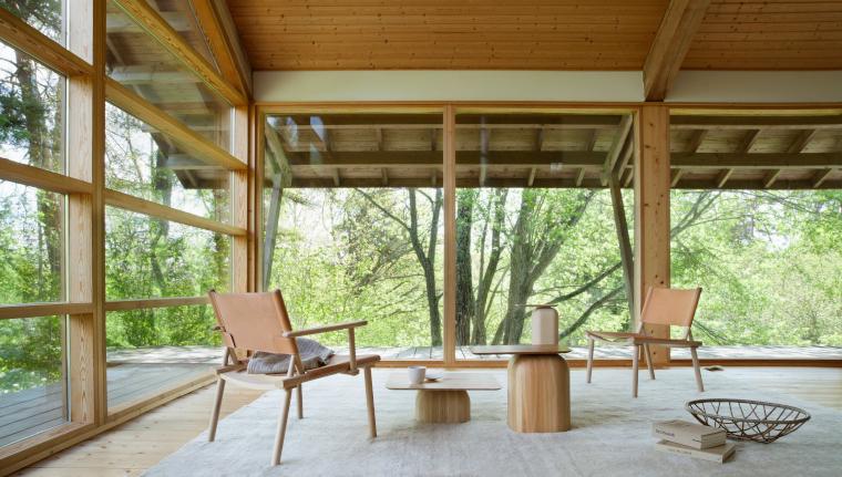 Nikari furniture for London Design Festival