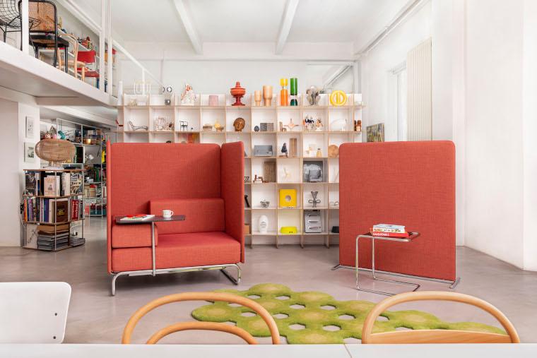Thonet seating for London Design Festival