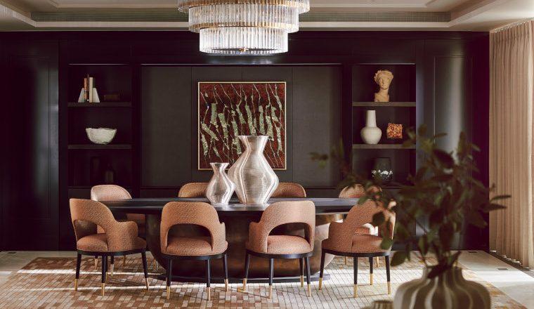 Dining room interior design trends 2022